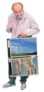 global warming jeff hoge dr exhaustus school assembly program environment