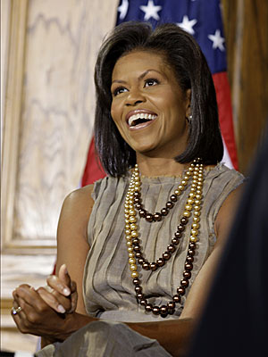 Michelle Obama educational school show history notable black women