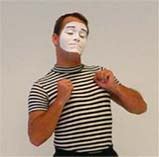 mime mobile ed tom johnson toma young authors day