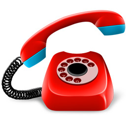 red phone256