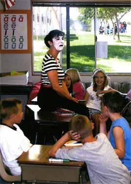 California school assembly programs