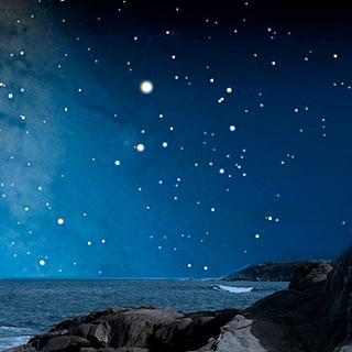 school assemblies night sky