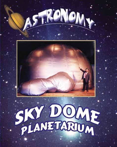 Mobile Planetarium 3 7/15