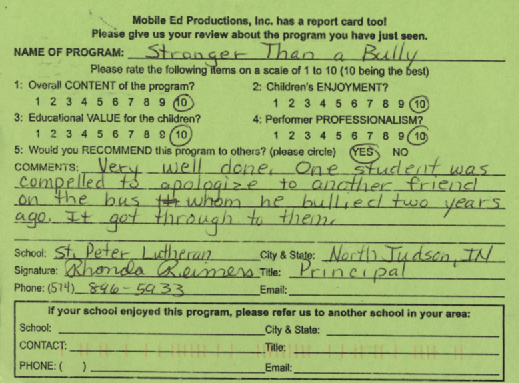 Mobile Ed Productions reviews 3