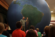 The Earth Dome - Epic Geography!
