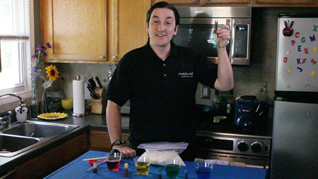 Now you know how to make your own Water Density display!