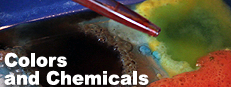 Colors and Chemicals Science Project