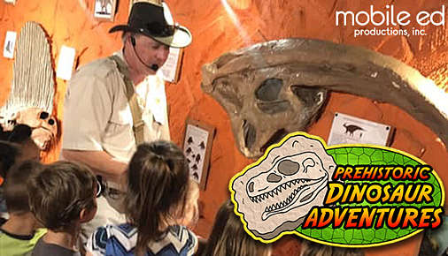 Hands-On Dinosaur Museum - Prehistoric Dinosaur Adventures