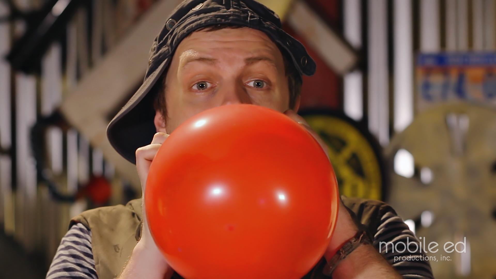 Make the Ball   Handy Dan the Junkyard Man   Mobile Ed Productions