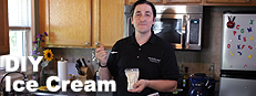 Do It Yourself Ice Cream -  How to make your own ice cream at home