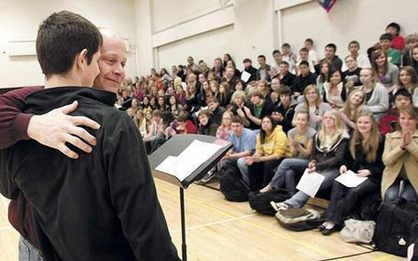 School Assemblies strengthen the sense of community in your district