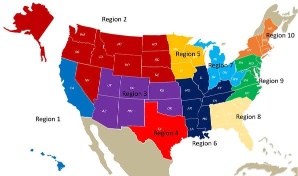 MEPI Sales Regions 1-10 Map for Website 040721