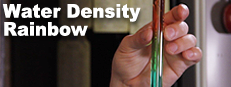 Make a Water Density Rainbow
