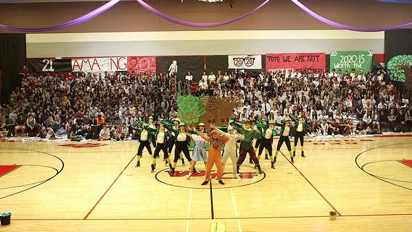 Get creative with your school assemblies!