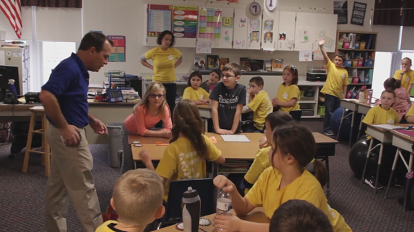 Your presenter will work with your students to help them write their own stories