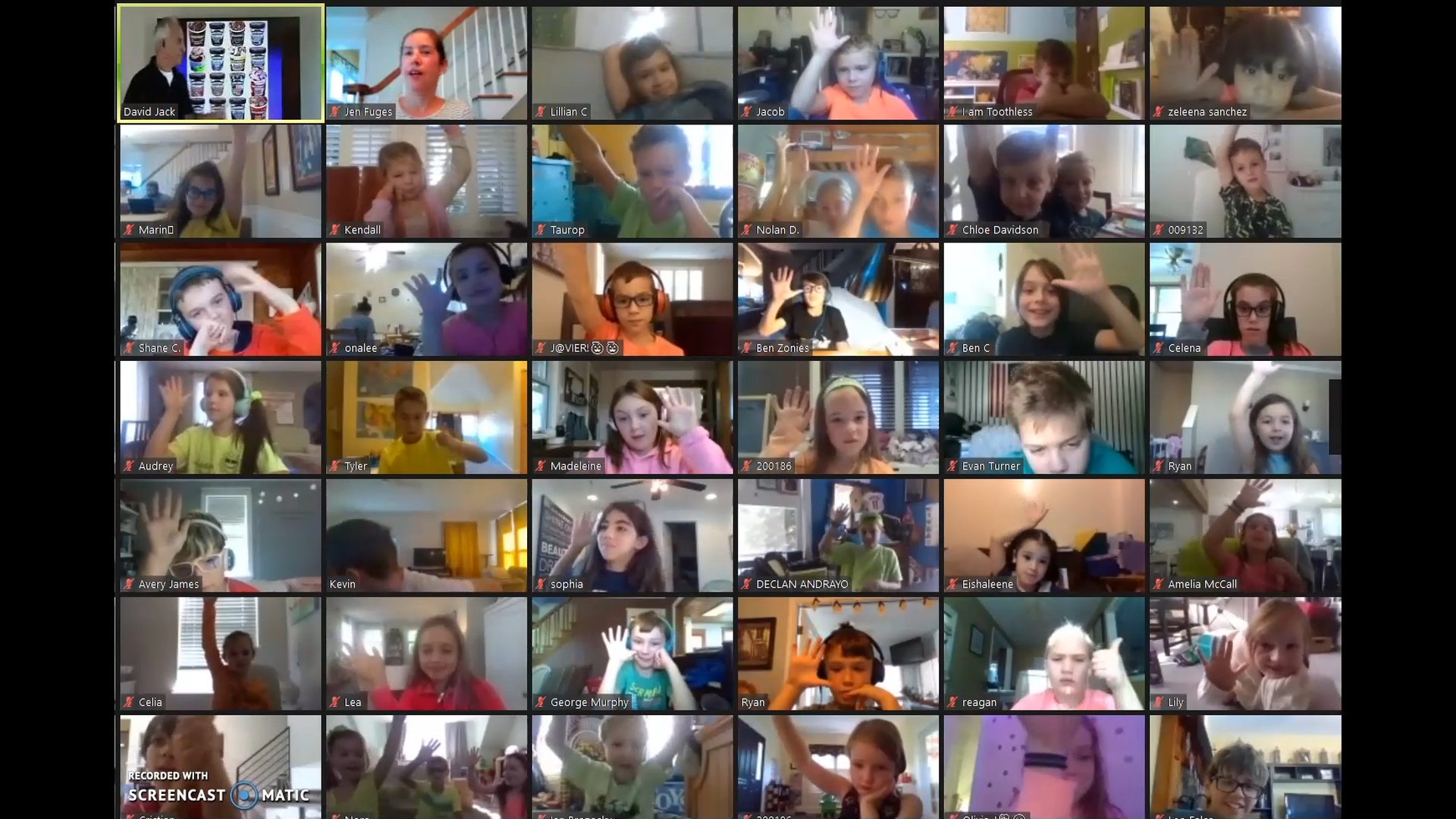 Mobile Ed Virtual School Assembly Show