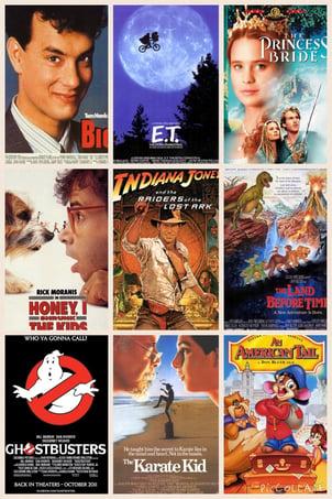 Watch Dad's favorites movies!