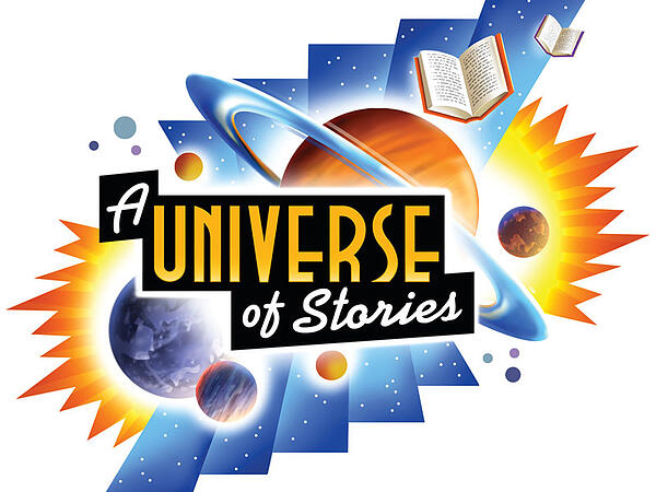 Discover a Universe of Stories at your library this summer!